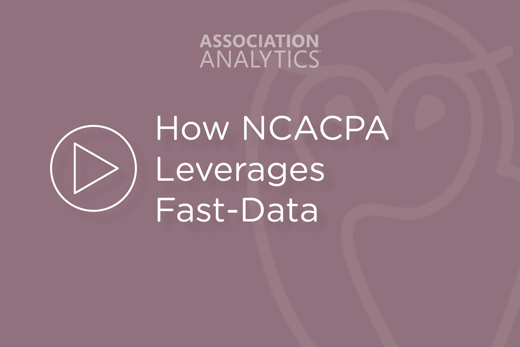 How NCACPA Leverages Fast-Data